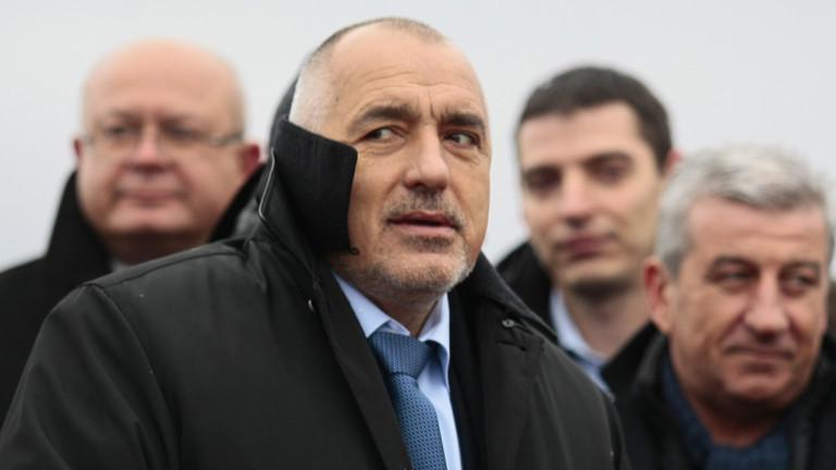 """Десни партии се възмущават от малодушно поведение на Борисов за """"Скрипал"""""""