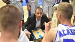 Академик Бултекс с втора победа в Балканската лига