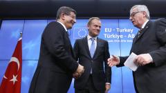 ЕС бил все по-близо до премахването на визите за турците