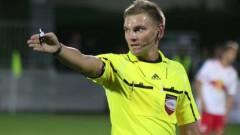 УЕФА смени съдийската бригада за мача България - Ирландия