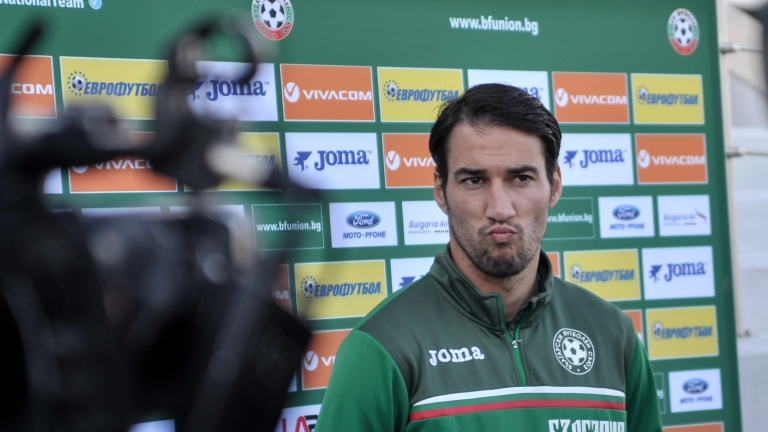 Попето: Атмосферата в отбора е перфектна, въобще не ме интересува кой ме критикува