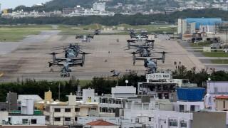 Властите в Окинава отново в спор за база на САЩ с Токио и Вашингтон