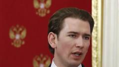 Австрийският канцлер Себастиан Курц отказва да работи с вицеканцлера Щрахе