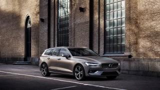 Тест Драйв: Volvo V60