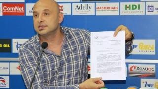 Черноморец поздрави Нефтохимик за завръщането в елита