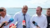 Борисов: България незабавно да бъде приета в Шенген по въздух и вода