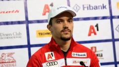 Попов: Теренът ме прецака, но въпреки всичко продължих
