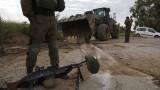 Израел отново удари Хамас в Газа