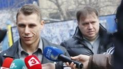 Огнянов: Искам да съм на върха с Левски!