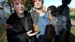 67 арестувани на гей протест в Санкт Петербург