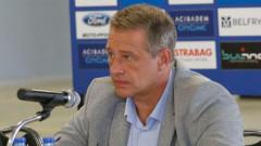 Това ли ще е новият изпълнителен директор на Левски?