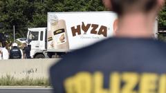 3-ма българи арестувани за камиона със 70-те мъртви мигранти, открит в Австрия
