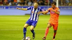 Важна победа за Депортиво Алавес в Ла Лига