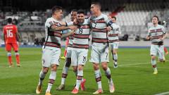 """Португалия поведе група """"А"""" след обрат над Люксембург, Сърбия победи Азербайджан"""