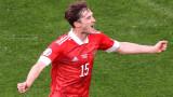 Финландия - Русия 0:1, попадение на Алексей Миранчук