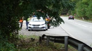 Шофьор загина при челен сблъсък на пътя Казанлък-Стара Загора