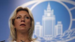 Захарова сравни Крим с Голанските възвишения