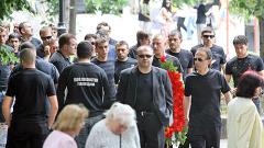Погребаха Александър Тасев