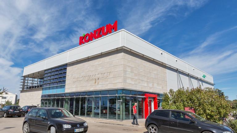 Хърватската хранителна компания Fortenova Grupa, наследник на закъсалата Agrokor, планира