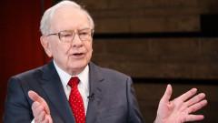 Бъфет отказва да купува акции. И планината кеш на Berkshire Hathaway достигна рекордни нива