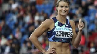 Дафне Скиперс с европейски рекорд в бягането на 150 метра