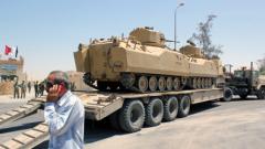 15 африкански мигранти са застреляни в северната част на Синай