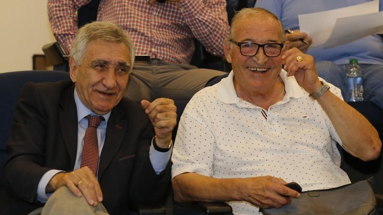 Пената: Ако стана помощник треньор на ЦСКА, трябва да бъда такъв и на бате Бойко, и на президента