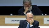 Блатер не се чувства виновен за корупцията във ФИФА, не можел да следи всеки