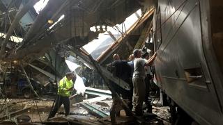 Един загинал и 114 ранени при катастрофата в Ню Джърси
