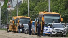 Предадоха протоколите за София-област малко преди обяд