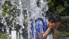 Рекордно високи температури в Холандия и Белгия