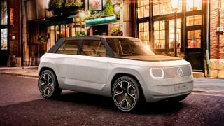 Volkswagen представи електрически кросоувър за 20 хиляди евро