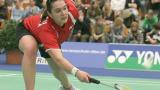 Петя Неделчева стана шампионка на България по бадминтон
