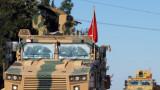 Турция започна операция с артилерия и въздушни удари в Северен Ирак
