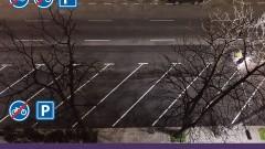 """С по-големи паркоместа пазят място за велоалея на столичния бул. """"П. Евтимий"""""""