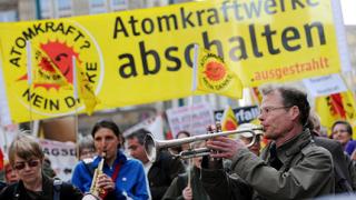 Великденски протести срещу ядрената енергетика в Германия