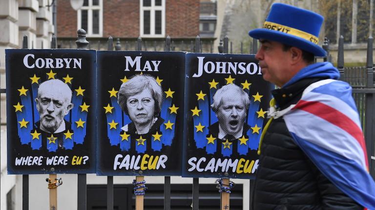Претендентите да станат премиер на Великобритания не трябва да