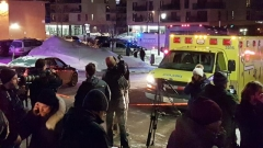 Шестима убити при стрелба в джамия в Квебек