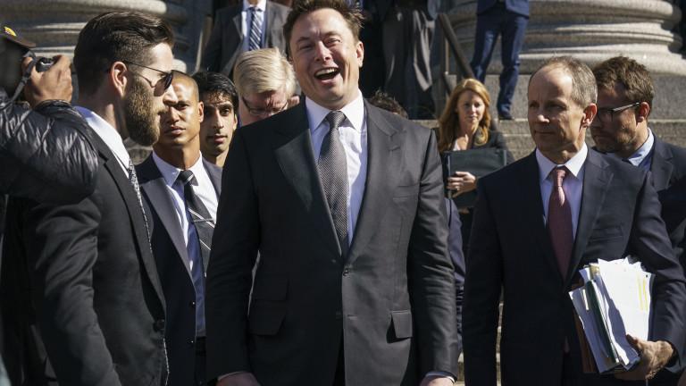Tesla може да започне да получава държавни субсидии и в Германия