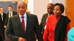 Президентът на ЮАР оцеля след импийчмънт