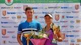 Александър Лазаров и Петя Аршинкова спечелиха титлата на смесени двойки във Велико Търново