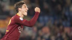 Тотнъм предложи пари и играч за звезда на Рома