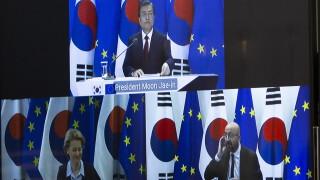 Сеул иска среща Тръмп-Ким преди президентските избори в САЩ