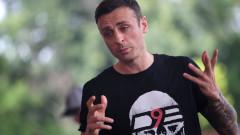 Димитър Бербатов: Кавани е нещастен след идването на Роналдо
