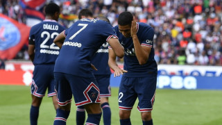 ПСЖ не срещна трудности със сензацията в Лига 1