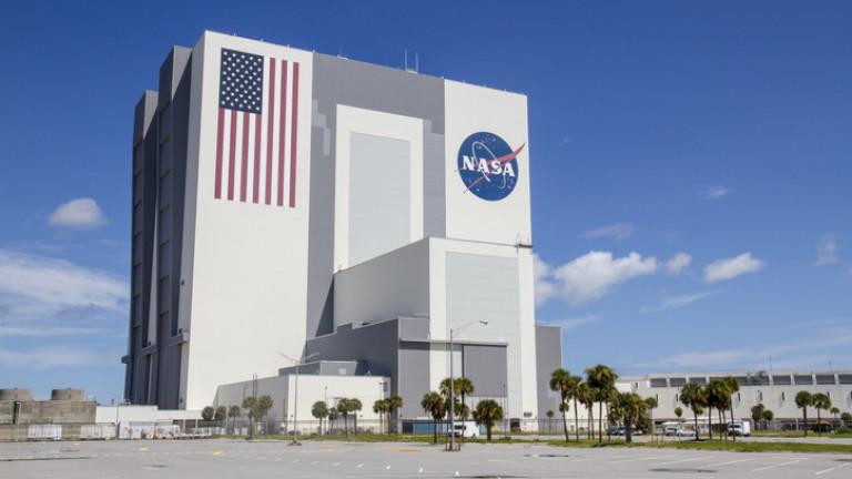 Източени са лични данни на служители от НАСА?