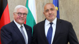 Борисов хвали германските инвеститори пред Щайнмайер