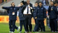 Треньорът на Гърция: Надявам се на повторение на Евро 2004