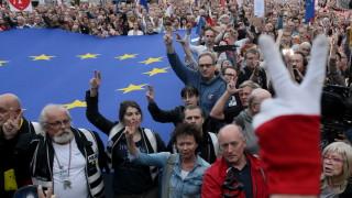 Съдии и граждани протестират в Полша срещу реформите в съдебната система