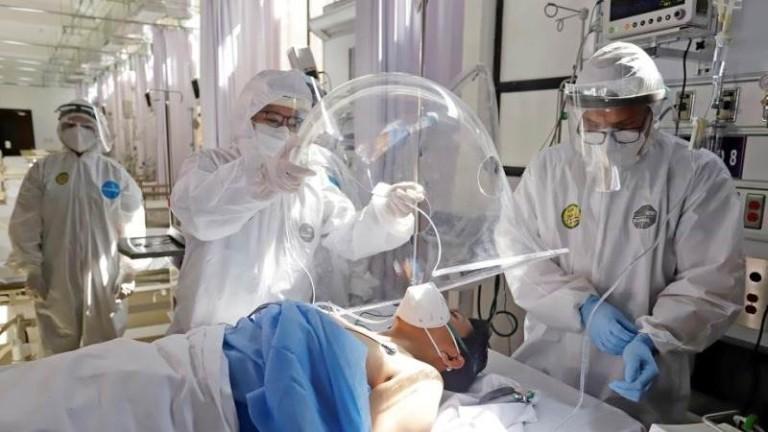 Починалите, които са свързани с COVID-19, регистрирани в Мексико, достигнаха